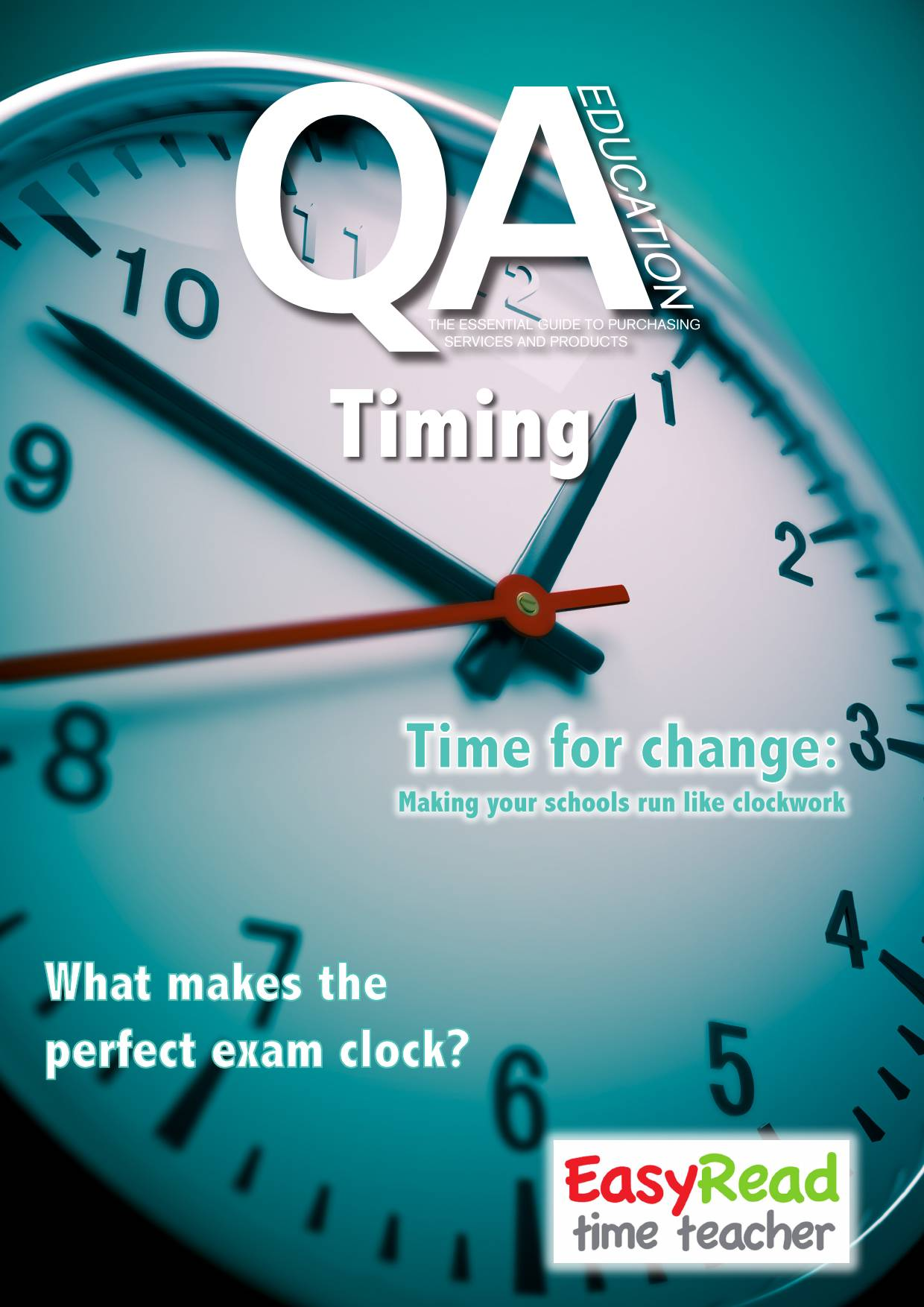 Timing Magazine